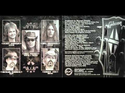 Blindside Blues Band - Long Hard Road-2006 ( Full album ).wmv