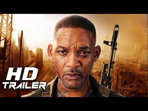 I AM LEGEND 2 (2021) WILL SMITH - TEASER TRAILER CONCEPT ' LAST MAN ON EARTH ' - Видео онлайн