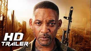 "I AM LEGEND 2 (2022) WILL SMITH - Teaser Trailer Concept "" Last Man on Earth """