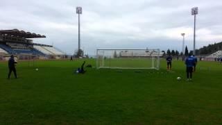 Goalkeeper Training FC Levadiakos 1/11/2014