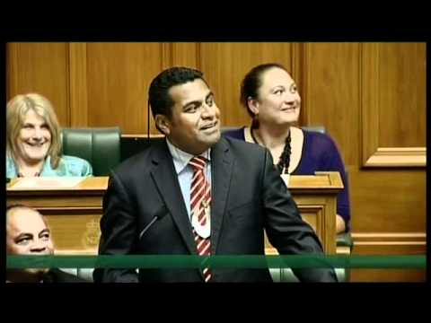 Kris Faafoi - Maiden Statement - 14th December, 2010 - Part 2