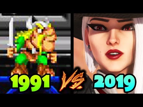 Evolution Of BLIZZARD Games - From 1991 To 2019