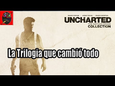 Uncharted : la saga que salvo a Naughy Dog