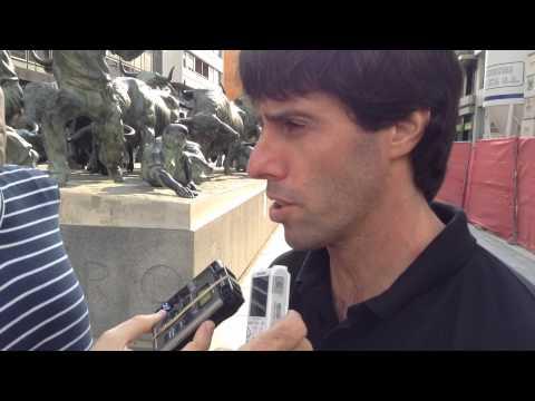 Vídeo con entrevista a Iñaki Pérez (Helvetia).