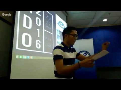 APU Debate Open 2016 - Round 4 - Room 1