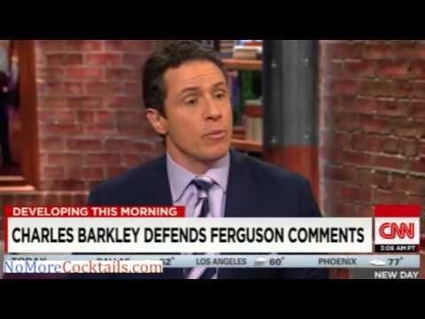 "Racebaiter Marc Lamont Hill: Charles Barkley ""dehumanizing Ferguson looters by calling them scumbags"