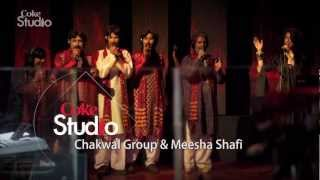 Ishq Aap Bhe Awalla Promo, Chakwal Group and Meesha Shafi, Coke Studio Pakistan, Season 5, Episode 2