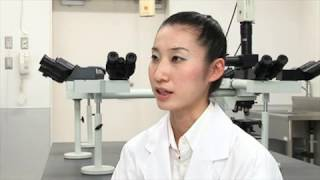 麻布大学 研究室紹介11_根尾 櫻子 助教
