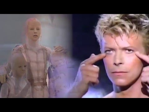Goodbye Moonman - David Bowie Video Tribute