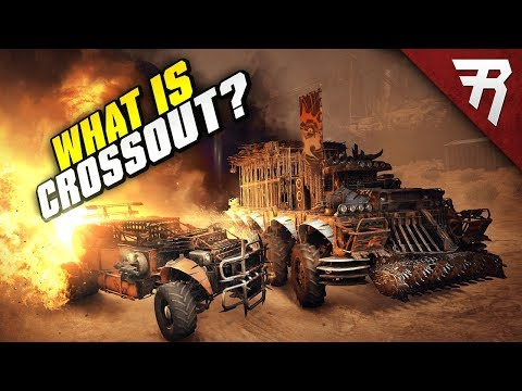 Craft, Ride, Destroy: Crossout Beta Preview (Gameplay)