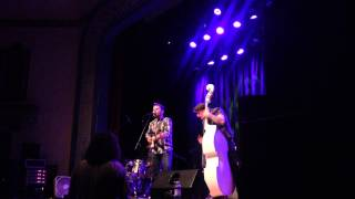 Johnny7 and the Black Crabs live @ The Aladdin Theater in Portland August 28, 2014