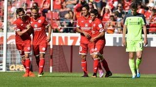 Mainz 05 - Liverpool FC 4:0   All goals