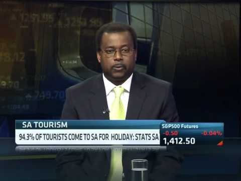 South Africa's Tourism Industry with Salifou Siddo