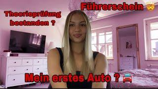 Style & Talk 🤍 Führerschein / Mein Auto 🚘 🤩 | Jolineelisa