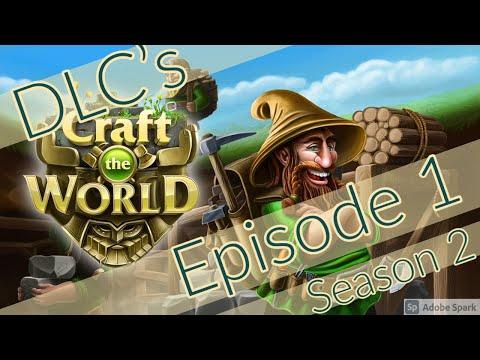 Craft the World | Season 2 | Episode 1 | DLC's Unlocked! |