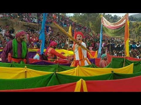 || Chakravyuh || प्रसिद्ध गढ़वाली चक्रयूह || part 1- By Dr.D.R. Purohit