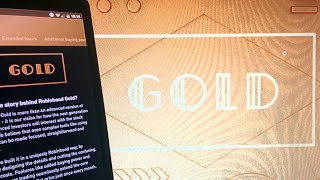 Robinhood APP - Robinhood GOLD Upgrade Review!