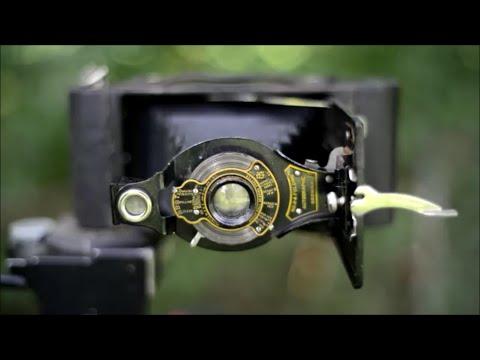Kodak 2A Folding Autographic Brownie