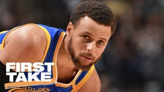 Scottie Pippen Says Steph Curry Is Not The Best Player In The NBA Finals | First Take | May 31, 2017