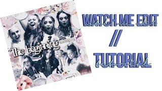 Gambar cover WATCH ME EDIT || #1