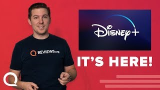 Disney+ Day One Thoughts | Reviewing The Mandalorian, The World according to Jeff Goldblum, etc