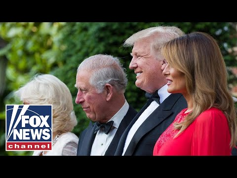 'The Five' compares US and UK media treatment of Trump