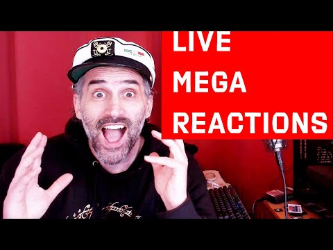 Live Mega Reactions