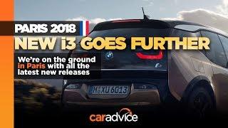 BMW i3: Bigger battery improves little EV