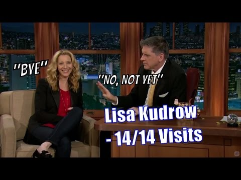 Lisa Kudrow  Incredible Story About Her Husbands Green Card Test  1414 Visits In Chronol. Order