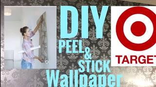 Removable DEVINE COLOR WALLPAPER SILVER wallpaper PEEL AND STICK DEVINE COLOR WALLPAPER