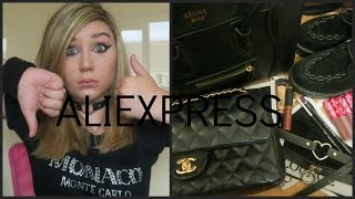 Aliexpress Haul! (Makeup, Bags etc.)