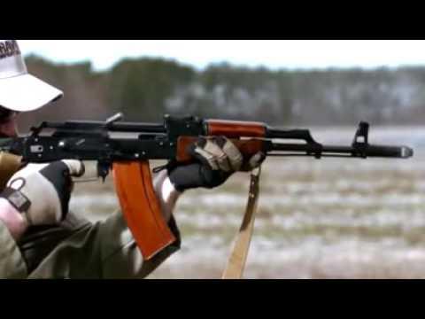 AK-47 EN ACCION