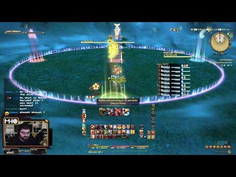 FFXIV: UwU - Garuda Woken, Ifrit Woken, Titan WAKING UP