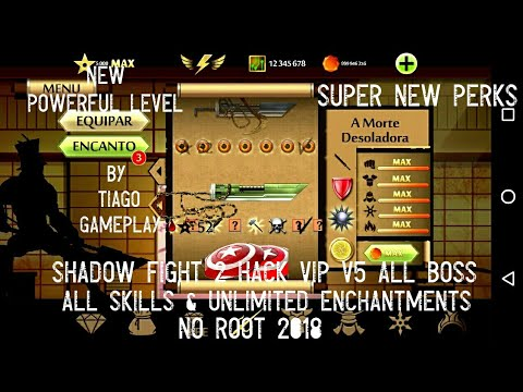 Shadow fight 2 boss skill hack apk download | Shadow Fight 2 Mod APK