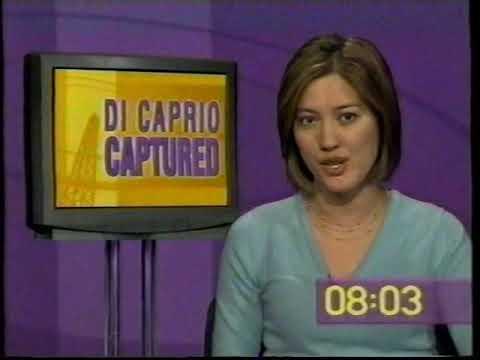 The Big Breakfast - News Headlines - 9th Jan 2001