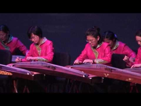 香港影視金曲聯奏 : 滄海一聲笑與上海灘 (HD)