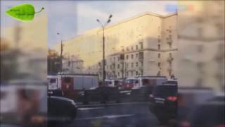 Взрыв в Москве у метро Войковская