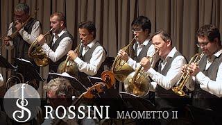 Rossini   Maometto II - Overture