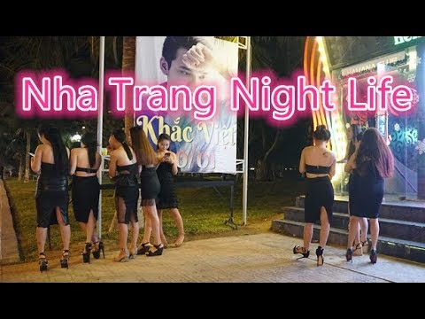 Nha Trang After Dark Night Life, Visit Vietnam