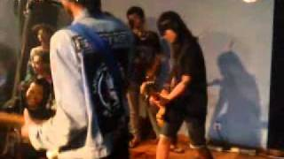 NIGHTMARE STORY at rossi music fatmawati @anniv jelly spoter