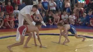 В Фокино прошли соревнования по сумо