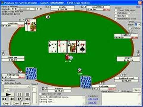 Video Poker texas holdem spielen