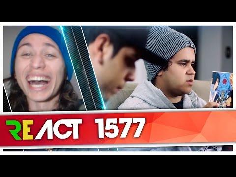 React 1577 - 7 Minutoz - Adeus Rap de Anime, Olá Revolução