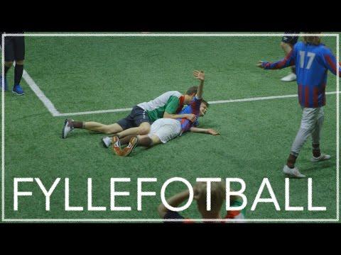 Fyllefotball