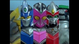 POWER RANGERS MYSTIC FORCE 第7話