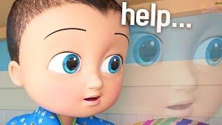 JOHNY JOHNY YES PAPA (Strange Nursery Rhyme Videos)