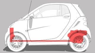 Petites embrouilles mécanique sur Smart Fortwo 451