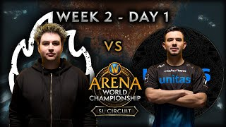 OTK​ vs Unitas | Week 2 Day 1 | AWC SL Circuit