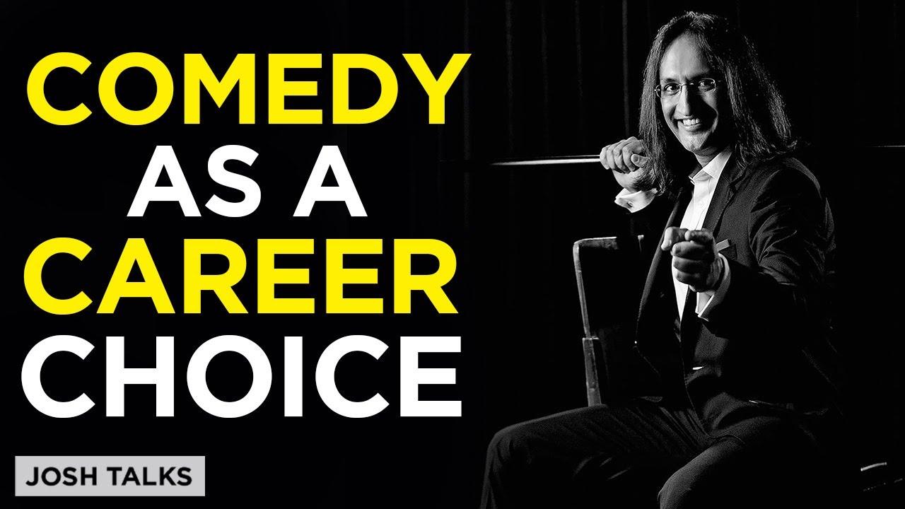 PAPA CJ's Take on Stand-up Comedy As A Career Choice | Josh Talks