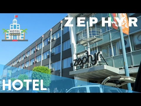 ZEPHYR HOTEL SAN FRANCISCO PIER 39 HOTEL AND ROOM TOUR